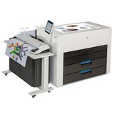 KIP 970 Color Wide Format Printer - Brand New
