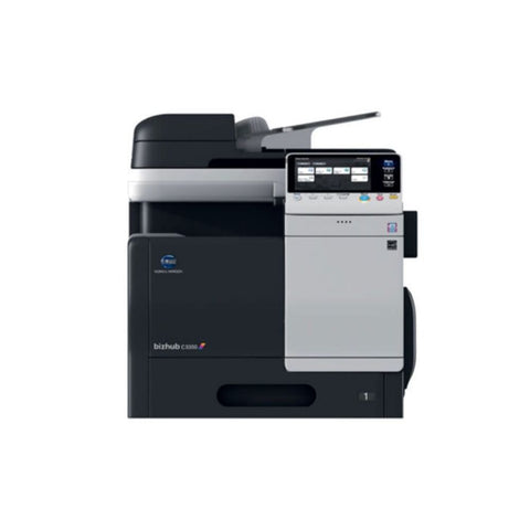 Konica Minolta BizHub C3350 A4 Color Laser Multifunction Printer