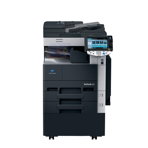 Konica Minolta BizHub 223 A3 Mono MFP - Refurbished | ABD Office Solutions
