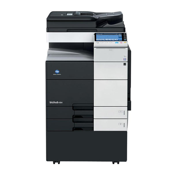 Konica Minolta BizHub 654 A3 Mono MFP - Refurbished | ABD Office Solutions
