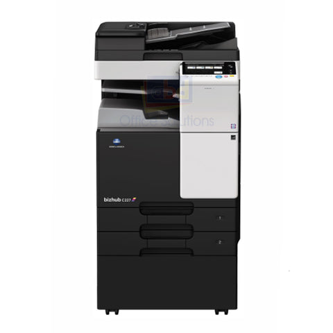 Konica Minolta BizHub C227 A3 Color MFP - Refurbished | ABD Office Solutions