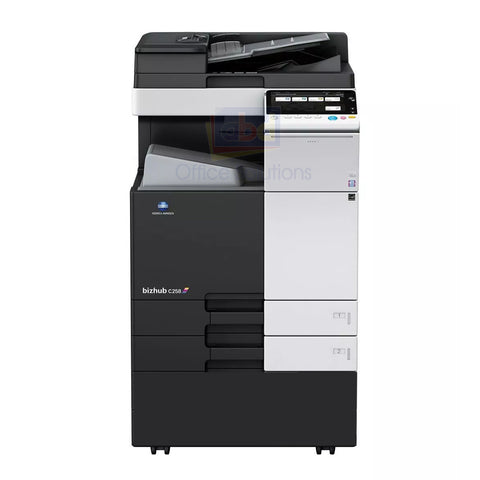 Konica Minolta Bizhub C258 A3 Color MFP - Refurbished | ABD Office Solutions