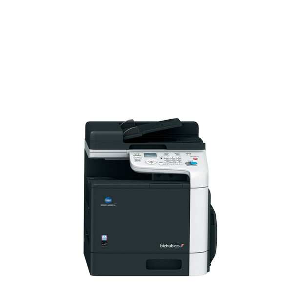 Konica Minolta BizHub C25 A4 Color MFP - Refurbished | ABD Office Solutions