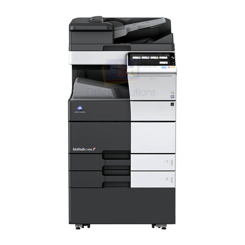 Konica Minolta Bizhub C458 A3 Color MFP - Refurbished | ABD Office Solutions