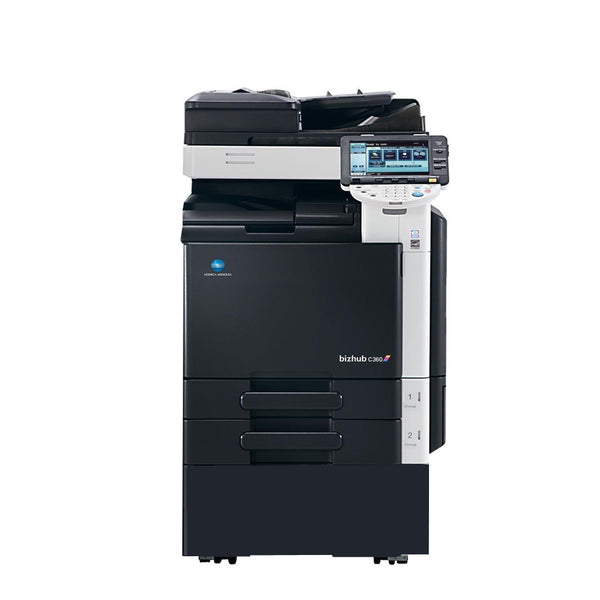 Konica Minolta Bizhub C360 A3 Color MFP - Refurbished | ABD Office Solutions