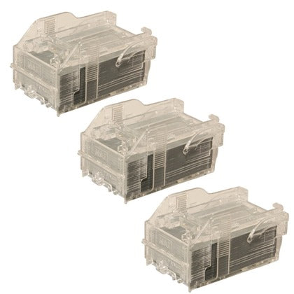 Genuine Kyocera SH-12 (SH12) Staples - 5,000pcs x 3 Cartridges