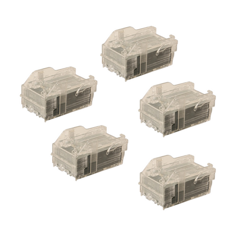 Genuine Kyocera SH-14 (SH14) Staples - 5000pcs x 5 Cartridges
