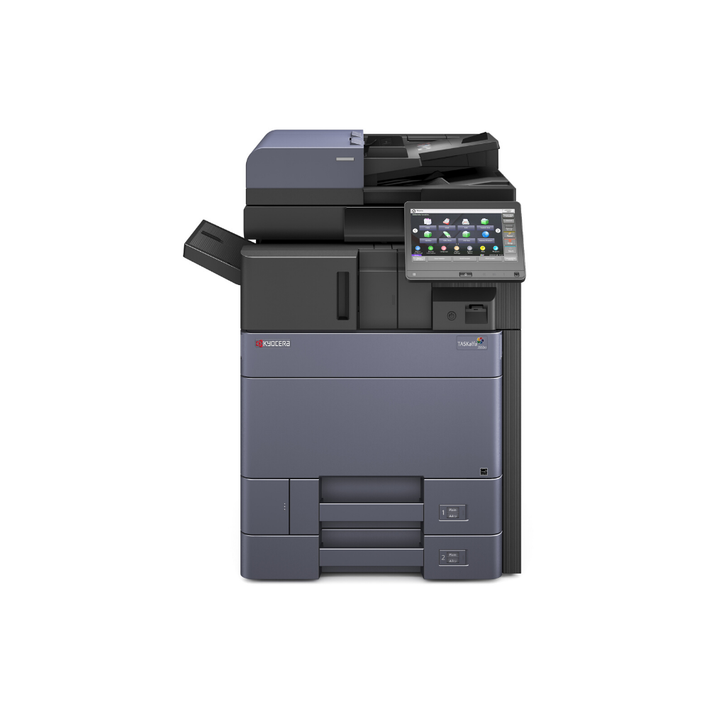 Brand New Kyocera Taskalfa 2553ci Color Multifunction Printer Abd Office Solutions Inc