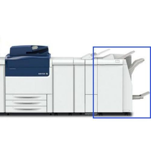 Xerox MLA C Light Production Finisher with Hole 2/3 Punch and Stapler