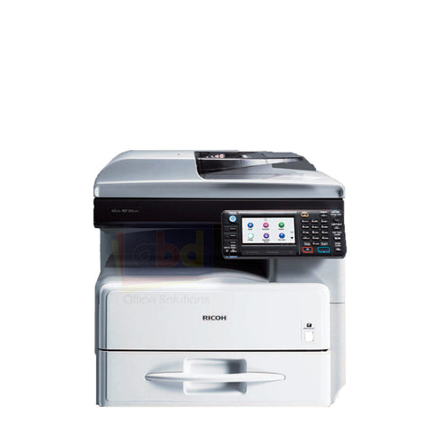 Ricoh Aficio MP 301SPF A4 Mono MFP - Refurbished | ABD Office Solutions