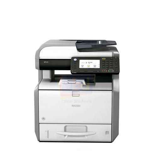 Ricoh Aficio MP 401 A4 Mono Laser Multifunction Printer | ABD Office Solutions