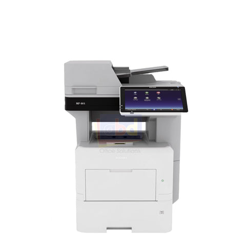 Ricoh Aficio MP 501 SPF A4 Mono Laser Multifunction Printer | ABD Office Solutions