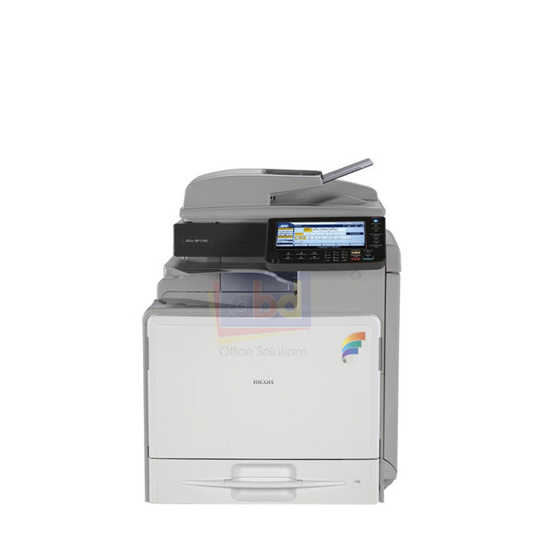 Ricoh Aficio MP C300 A4 Color Laser Multifunction Printer