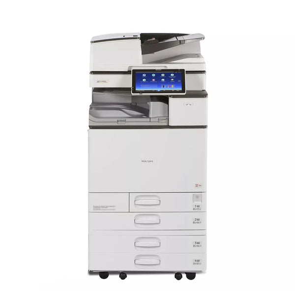 Ricoh Aficio MP C6004 A3 Color Laser Multifunction Printer