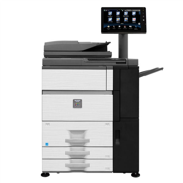 Refurbished Sharp MX-7500 Digital Color Production Printer