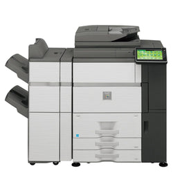 Sharp MX-6240N A3 Color MFP with FN-19 Stapling Finisher - Refurbished | ABD Office Solutions
