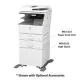 Sharp MX-B450W A4 Mono MFP - Brand New