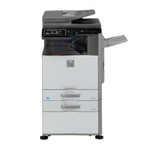 Sharp MX-M465N A3 Mono Laser Multifunction Printer - Demo Unit