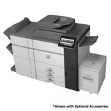Sharp MX-6580N High Speed Color Laser Production Printer
