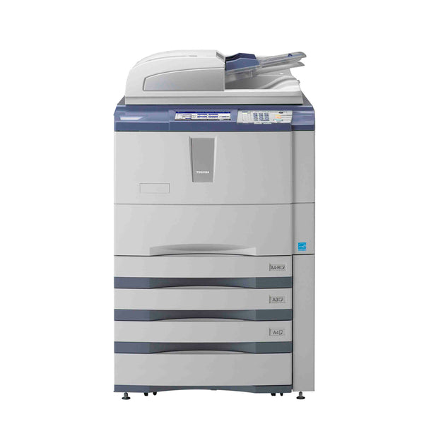 Toshiba E-STUDIO 555 A3 Color MFP - Refurbished | ABD Office Solutions