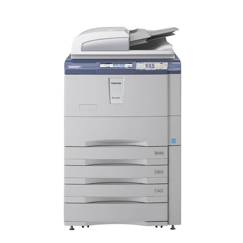 Toshiba E-STUDIO 657 A3 Mono MFP - Refurbished | ABD Office Solutions