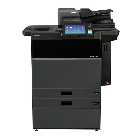 Toshiba E-Studio 5506AC A3 Color Laser Multifunction Printer