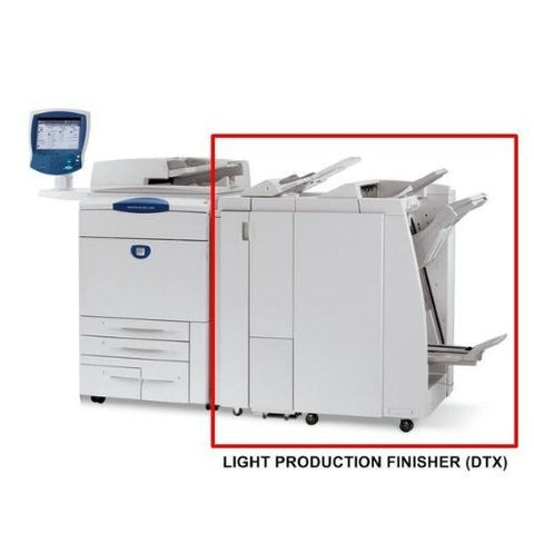 Xerox Light Production Finisher (DTX) for Xerox 242/252/260