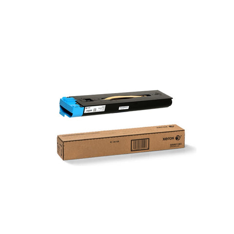 Xerox 6R1384 Cyan Toner Cartridge (006R01383) for Xerox 700/700i/770/C75/J75 - OEM | ABD Office Solutions
