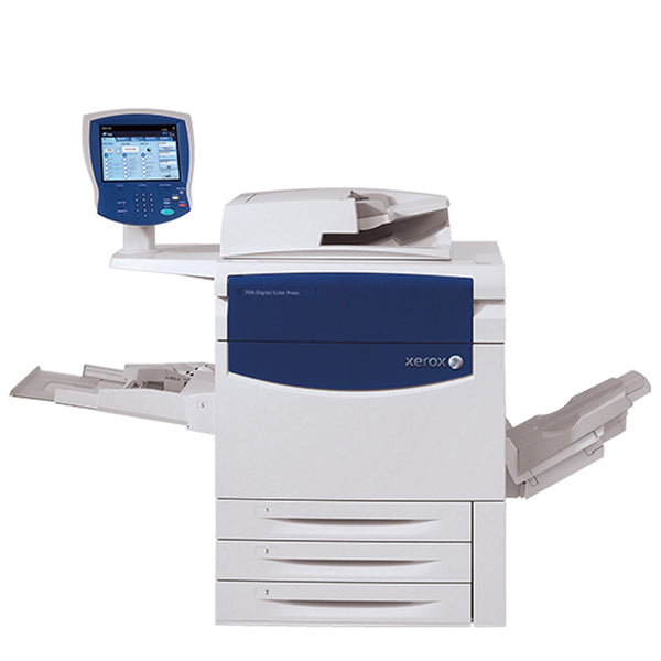 Xerox 700i Digital Color Press Production Printer - Refurbished | ABD Office Solutions
