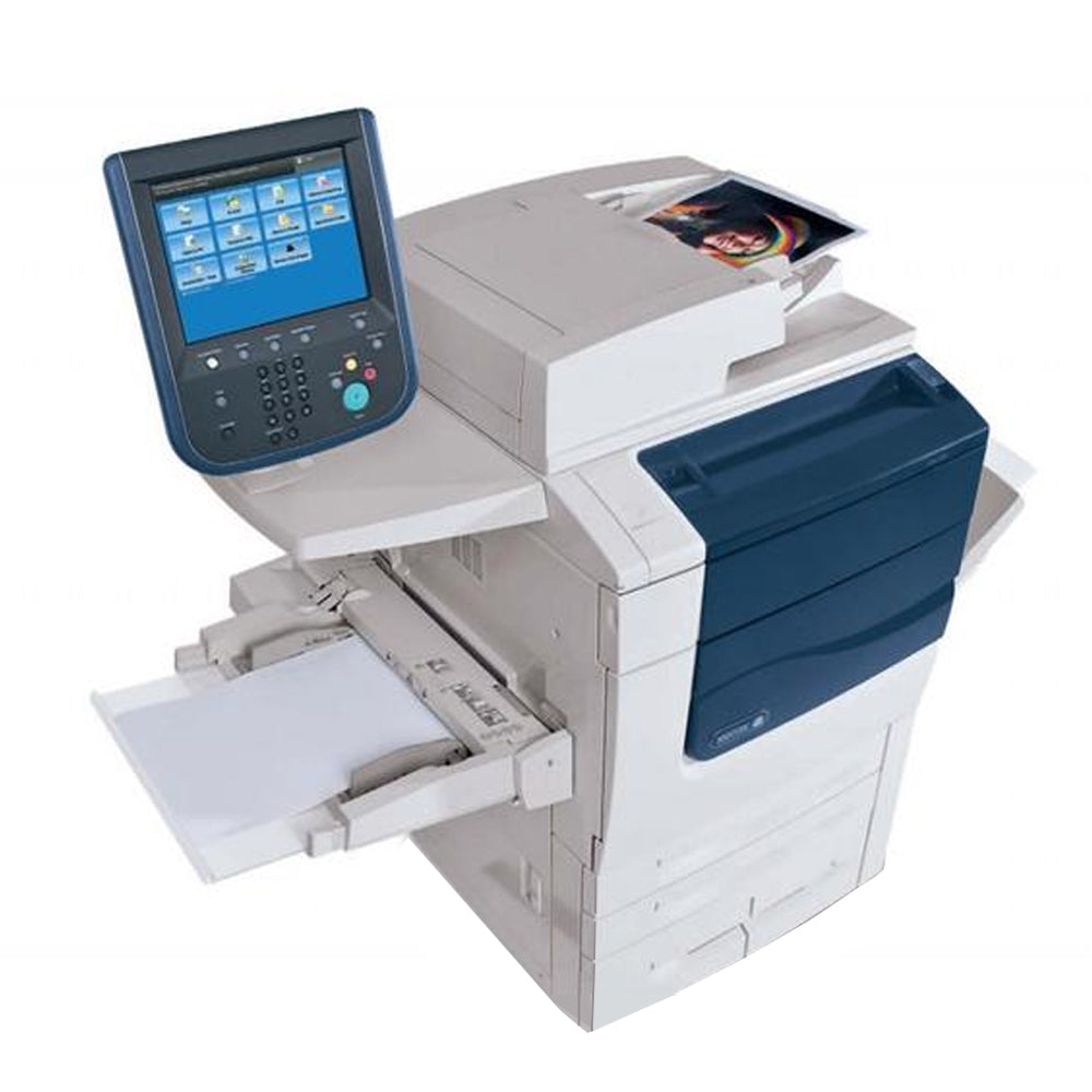 Refurbished Xerox Color 550 Laser Production Printer Abd