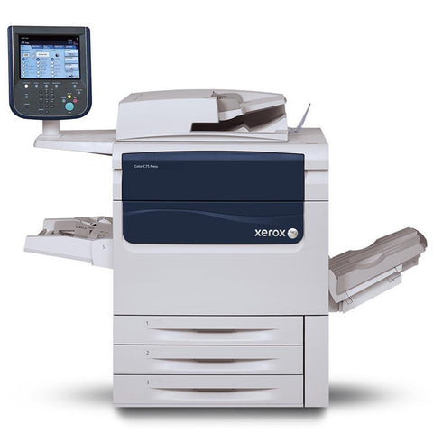 Xerox Color C75 Digital Press Production Printer - Refurbished | ABD Office Solutions