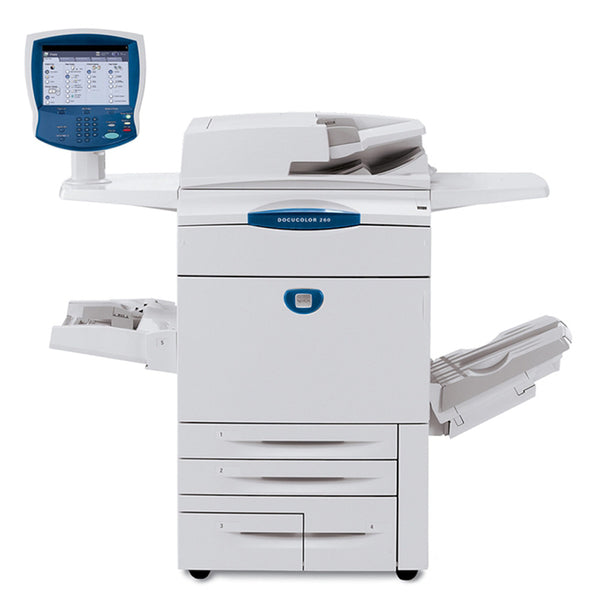 Xerox DocuColor 252 Production Printer - Refurbished | ABD Office Solutions