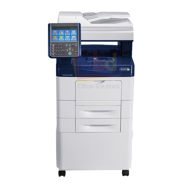 Xerox WorkCentre 6655/X A4 Color Laser Multifunction Printer