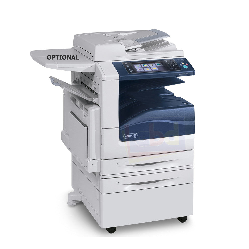 Refurbished Xerox WorkCentre 7535 A3 Color Laser