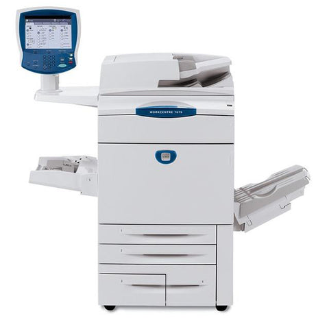 Xerox WorkCentre 7655 A3 Color MFP - Refurbished | ABD Office Solutions