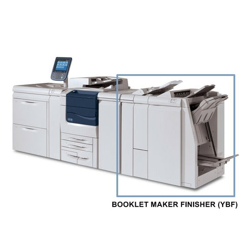 Xerox YBF Booklet Maker Finisher