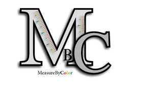 Measure By Color Logo