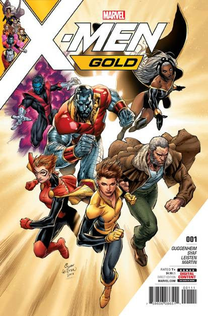 X-MEN GOLD #1: Spoiler Warning