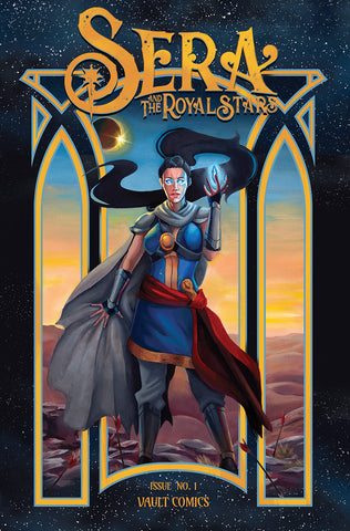 SERA & ROYAL STARS #1 UNKNOWN COMICS CANDICE DAILEY EXCLUSIVE (07/17/2019)