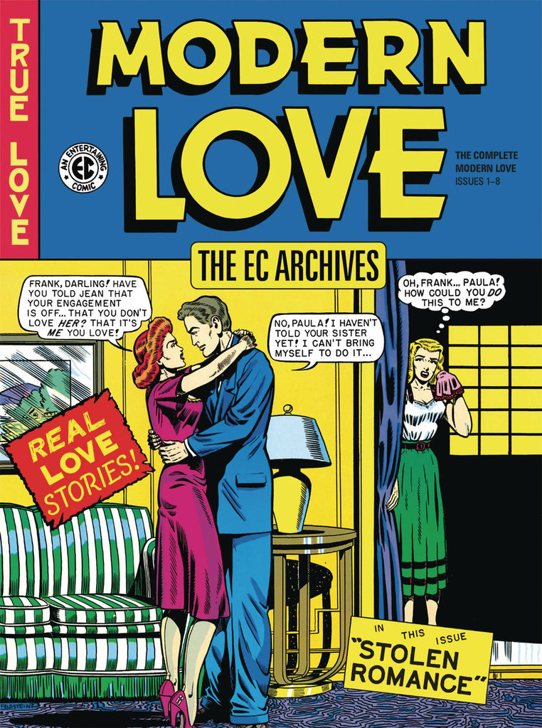 EC ARCHIVES MODERN LOVE HC (C: 0-1-2) (12/11/2019)