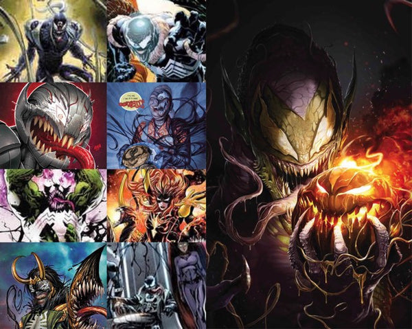 VENOMIZED 2 BUNDLE 9/30/2017