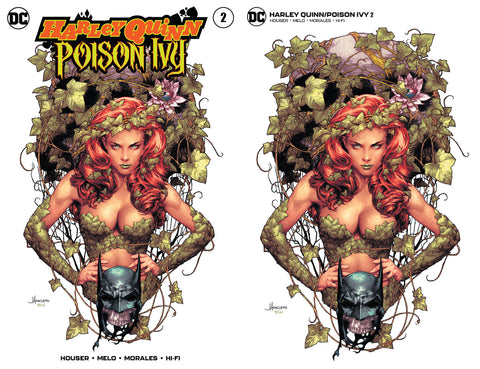 HARLEY QUINN & POISON IVY #2 (OF 6) UNKNOWN COMICS JAY ANACLETO 2 PACK (10/09/2019)