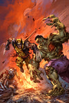 MARVEL ZOMBIES RESPAWN #1 UNKNOWN COMICS KAEL NGU EXCLUSIVE VIRGIN VAR LMTD (10/30/2019) SS