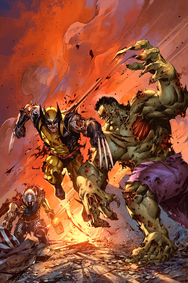 MARVEL ZOMBIES RESPAWN