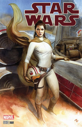STAR WARS #40 EXCLUSIVE VAR GRANOV 12/13/2017