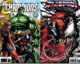 Deadpool Back in Black #1Tyler Kirkham Color Variant Venom Champions #1 SOLD OUT