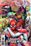 AMAZING SPIDERMAN RENEW YOUR VOWS 1 KRS KIRKHAM COLOR SKETCH SECRET VARIANT SET