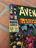 Avengers 33 Silver Age 6.0-6.5