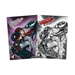 AMAZING SPIDER-MAN RENEW YOUR VOWS 1 UNKNOWN COMICS EXCLUSIVE 2 PACK