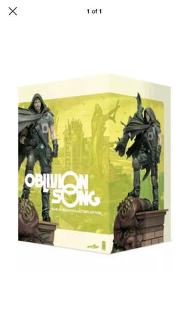 OBLIVION SONG BY KIRKMAN & DE FELICI #1 COLLECTORS ED